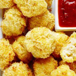 Macaroni and Cheese Bites