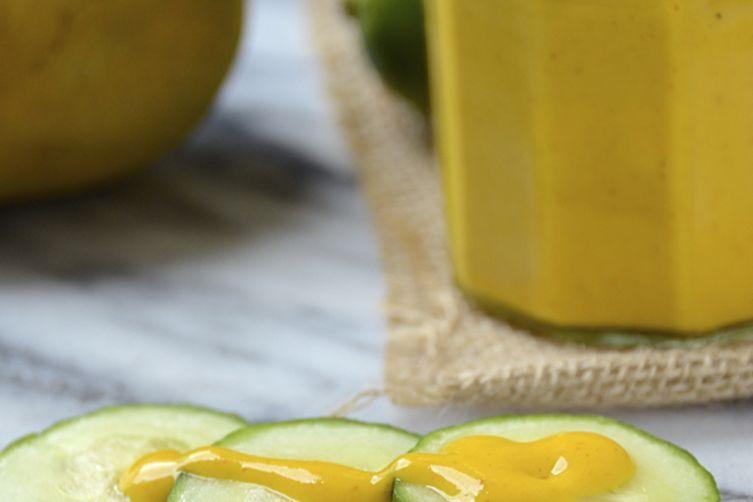 curried mango dressing