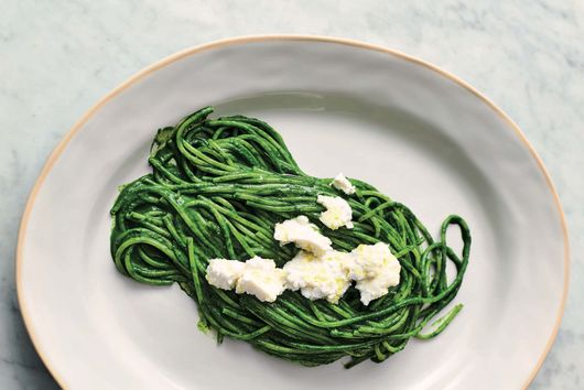Jamie Oliver's Super Green Spaghetti