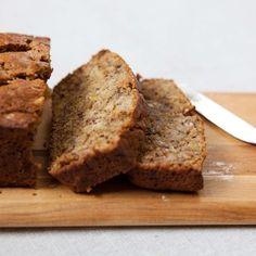 Espresso Banana Bread
