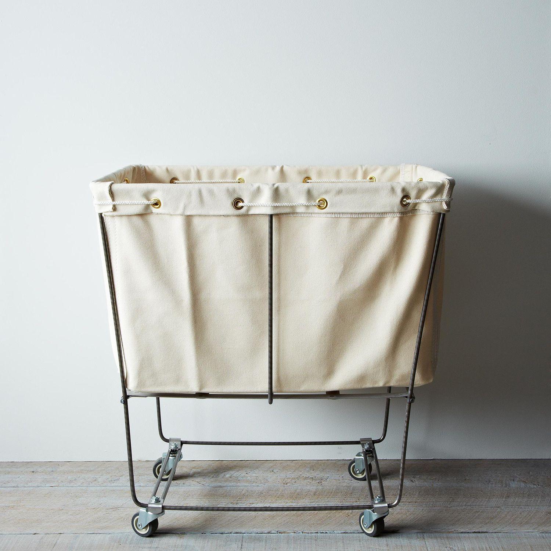 Elevated Laundry Basket On Food52