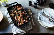 Mushroom & Kale Strata + 14 Other Ways to Eat Sausage Tonight