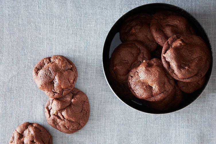 Deep Chocolate Cookies from Food52