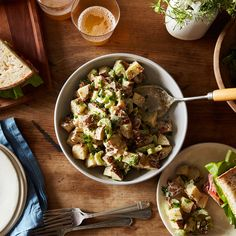 This Potato Salad Proves That You Should Be Smoking Vegetables