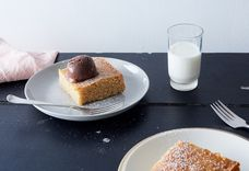 Party-Trick Peanut Butter Cake