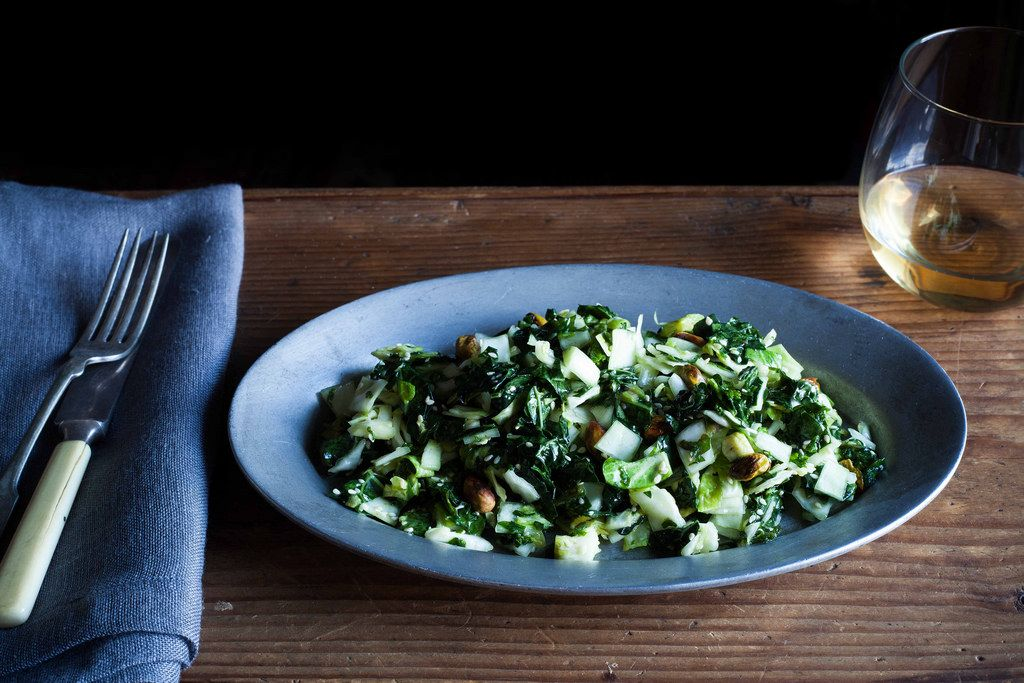 Kale Chopped Salad from Food52