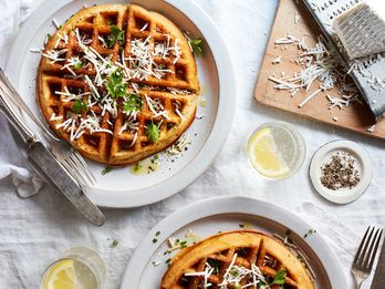 This Spiced, Herby Waffle Is Breaking Breakfast Boundaries