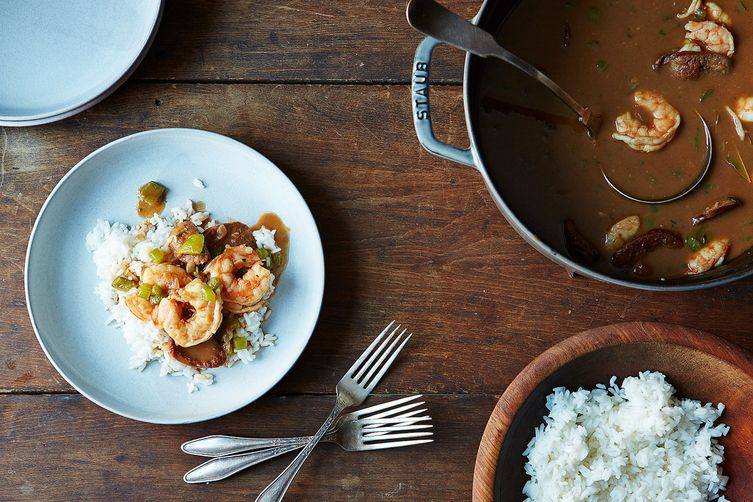 Alton browns shrimp gumbo recipe on food52 alton browns shrimp gumbo forumfinder
