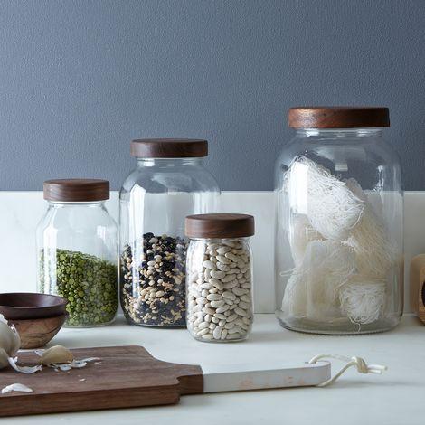 Hand-Turned Mason Jars and Lids