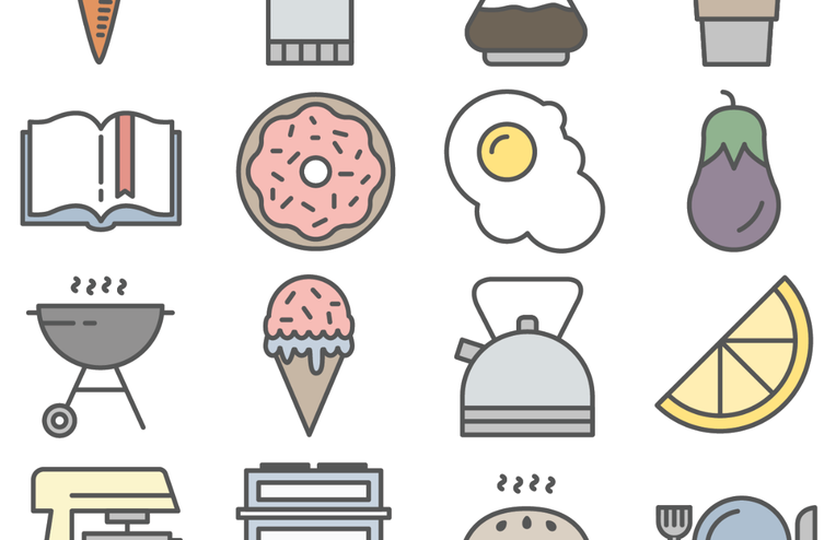 A Cuter Donut Emoji(-ish) & More to Obsess Over in Our New Sticker Pack