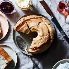 Effortless Angel's Food Cake