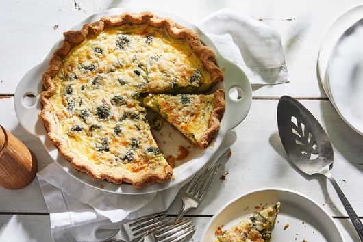 Our Very Best Quiche & 14 Other Recipes We're Cooking This Week