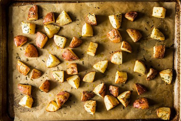 How to Roast Any Vegetable in 4 Steps from Food52