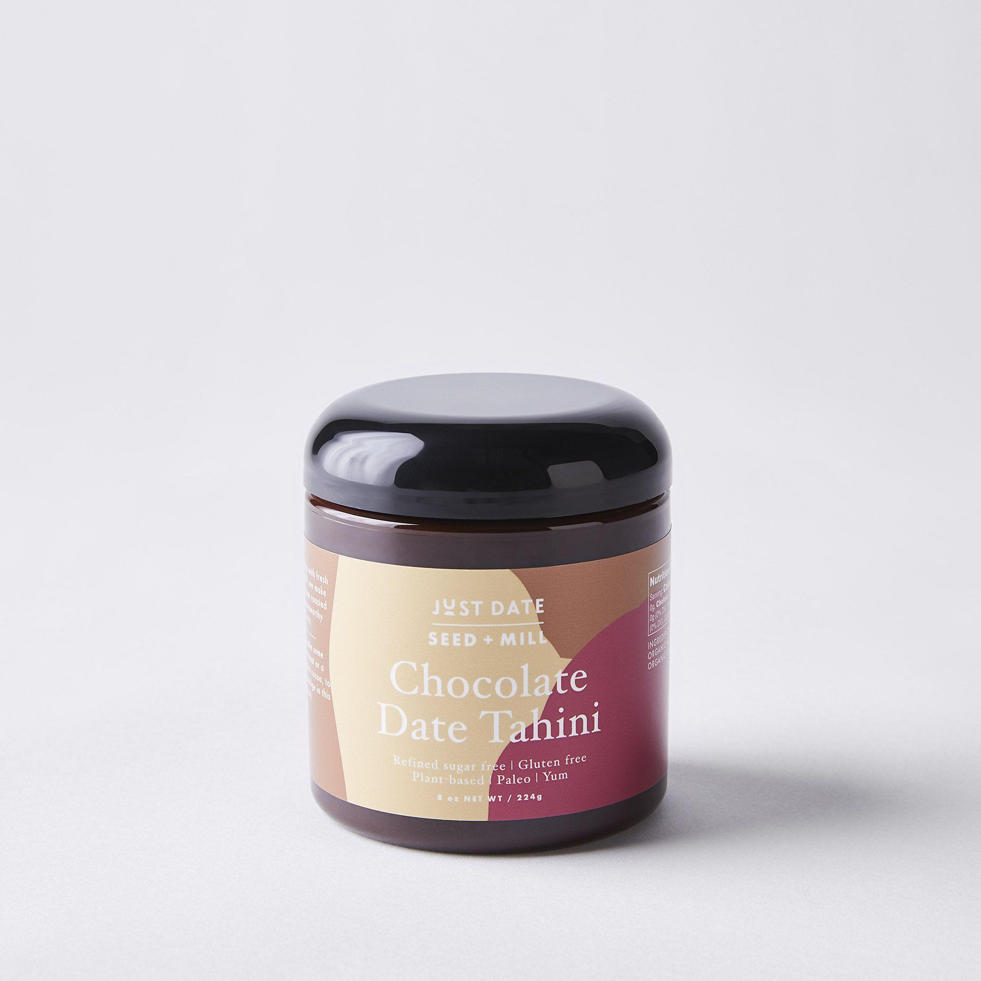 Chocolate tahini by Annie Craft
