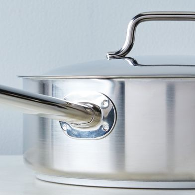 Demeyere Apollo Sauté Pan with Lid