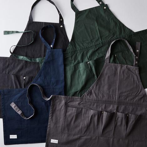 Organic Workshop Apron