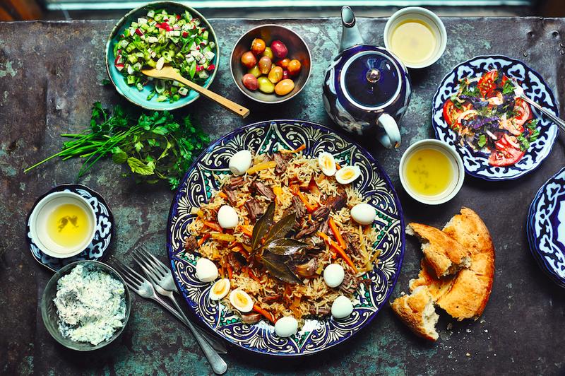 Eating with the Mountain Jews of Azerbaijan