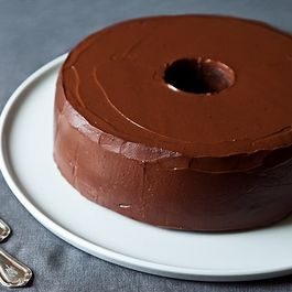 Chocolate Cake for Mom's Bday by FoodieTina
