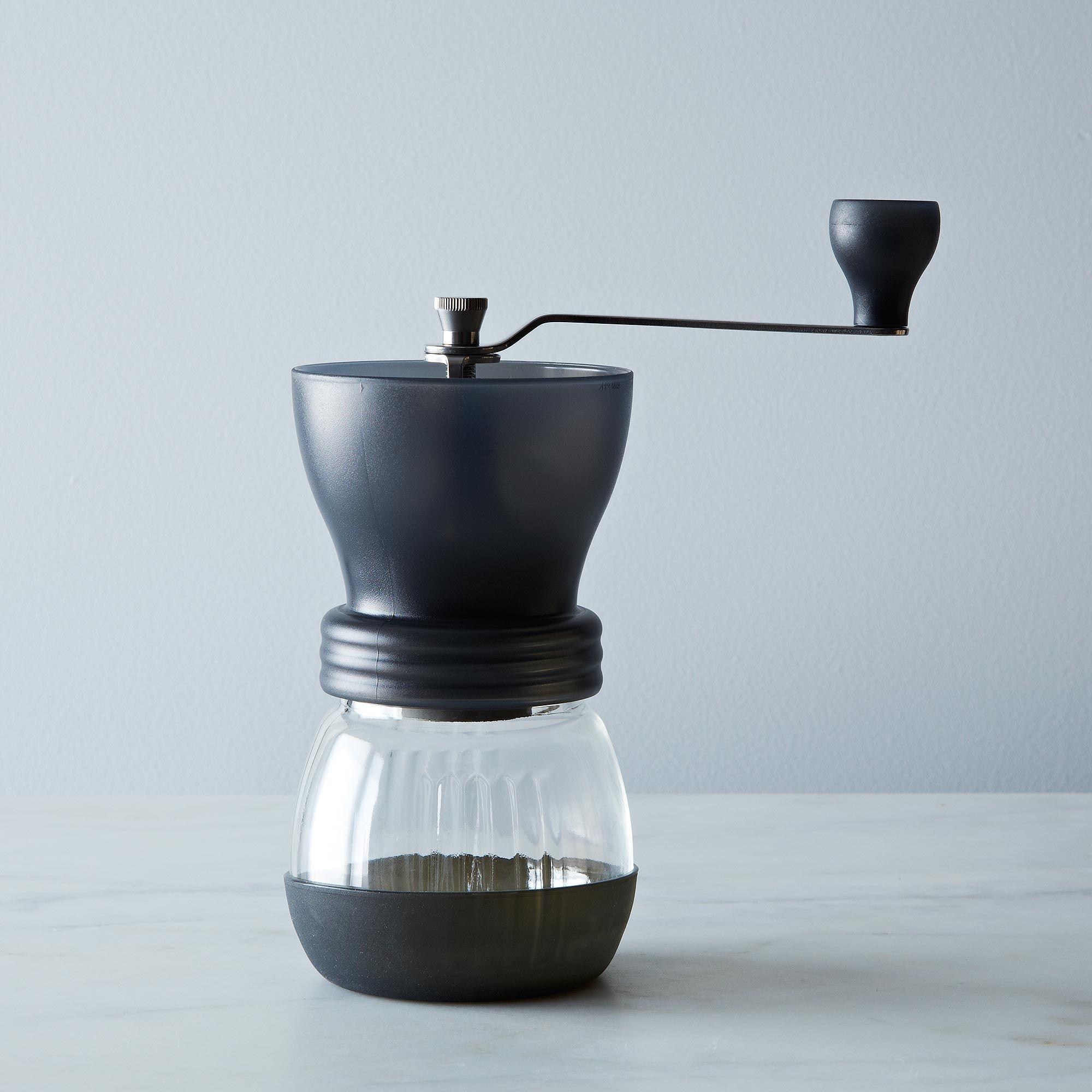 Hario Skerton Portable Coffee Grinder on Food52