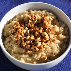 White Urad Dal with Cashews and Cumin