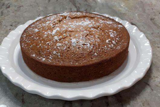 Tipsy Olive Oil Cake