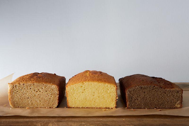 Flour-Swap Pound Cake
