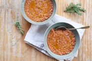 Tuscan Farro and Bean Soup (Zuppa di Farro)