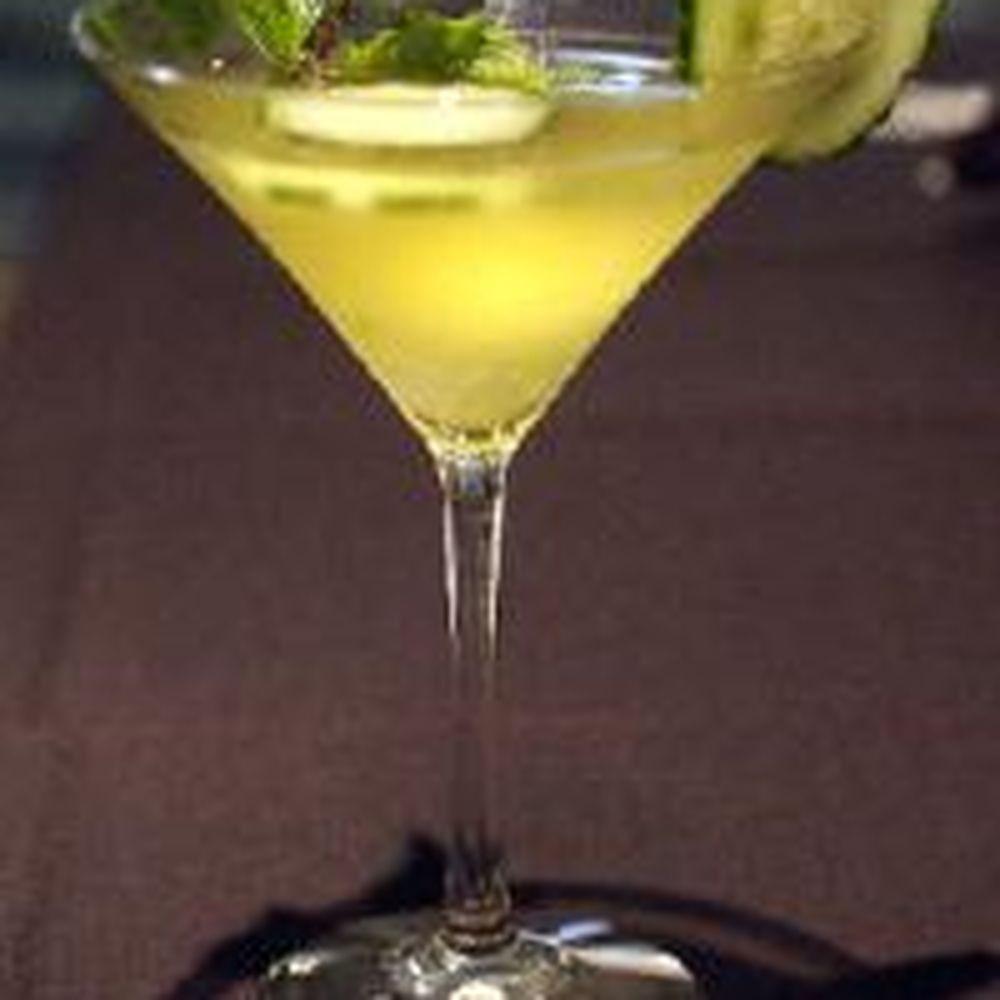 Cucumber Martini Recipe On Food52