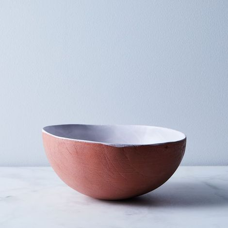 Featherweight Terracotta Bowl, by SIN
