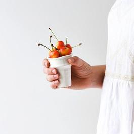 Porcelain Ice Cream Cone