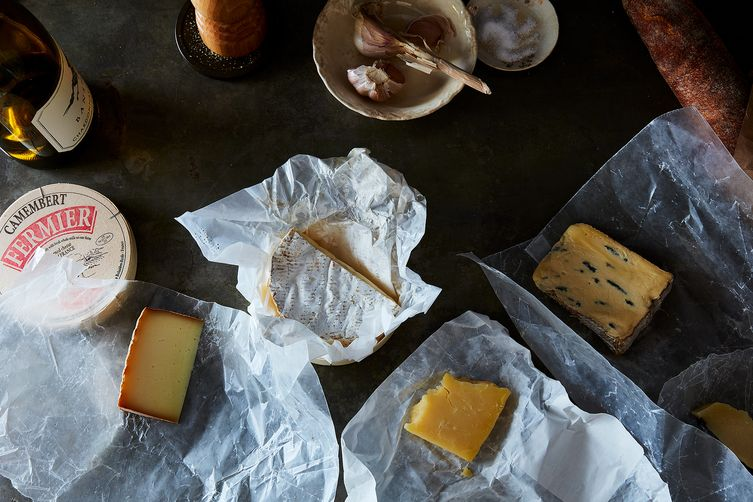 Jacques Pépin's Fromage Fort