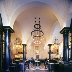 A Look Inside London's Design-Forward Restaurants