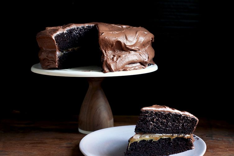 Chocolate Mayonnaise Cake Recipe on Food52