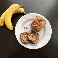 Healthy One Banana Bread