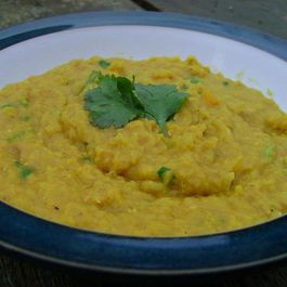 Red Lentil Curry