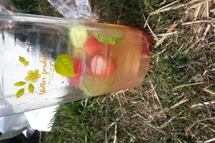 Strawberry Lemonade ft. Hendrick's Gin