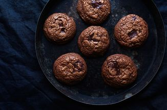 South African Chocolate Pepper Cookies History