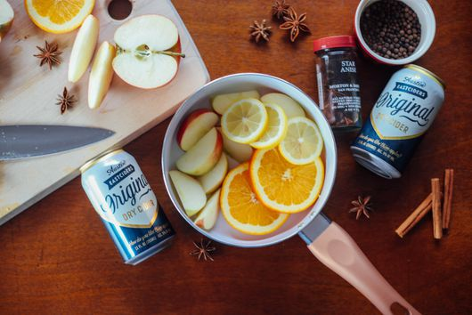 Austin Eastciders Mulled Cider