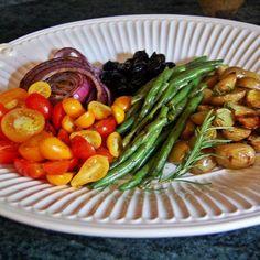 Sicilian Grilled Salad