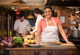 Samin Nosrat's Thanksgiving Menu Will Have Salt, Fat, Acid & Heat—but the Rest Might Surprise You