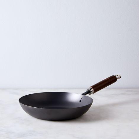 Japanese Carbon Steel Frying Pan