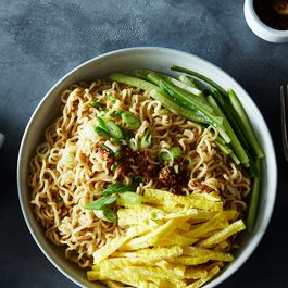 Sichuan Mouth-Numbing Cold Noodles