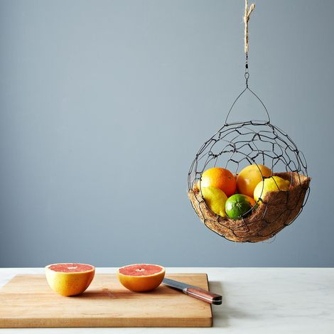 Spherical Hanging Basket