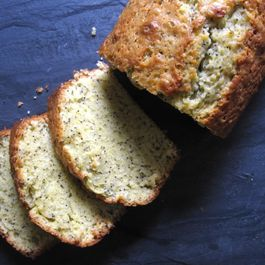 Olive Oil Lemon Poppy Seed Cake