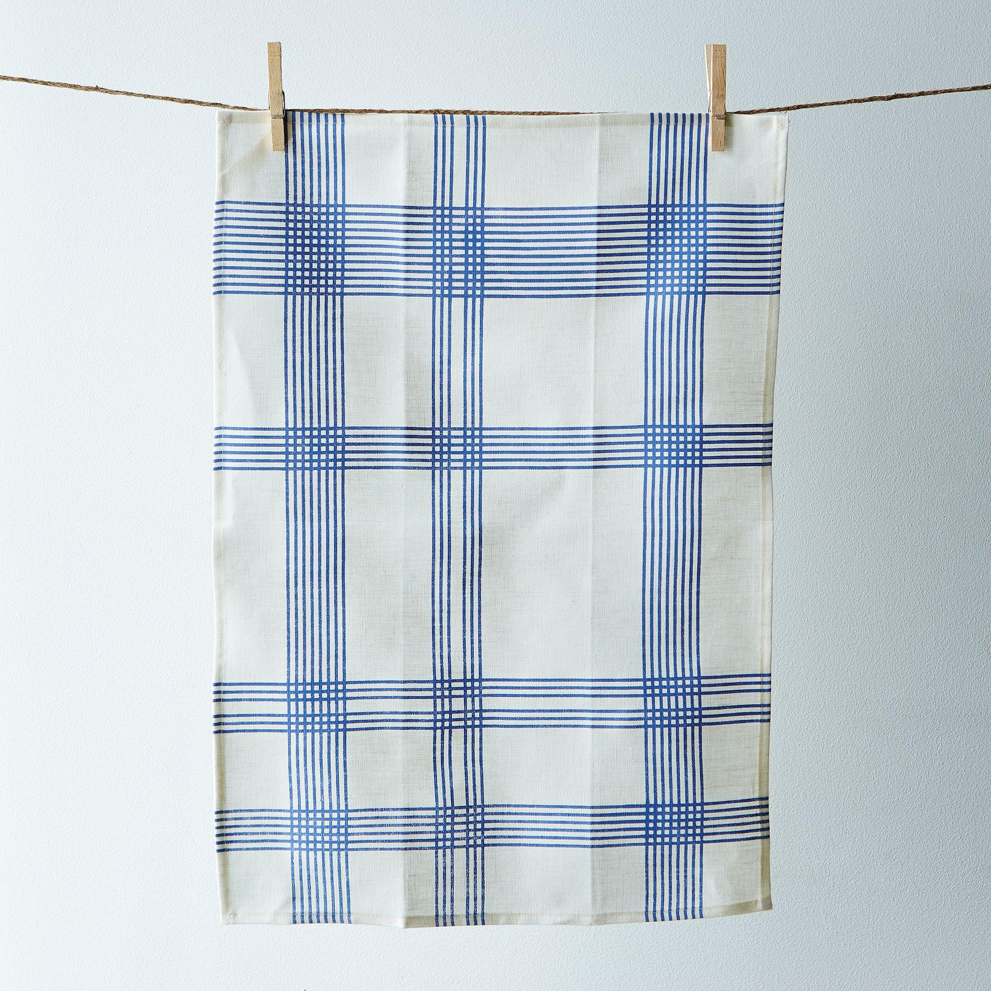 52 Stripes Tea Towel on Food52
