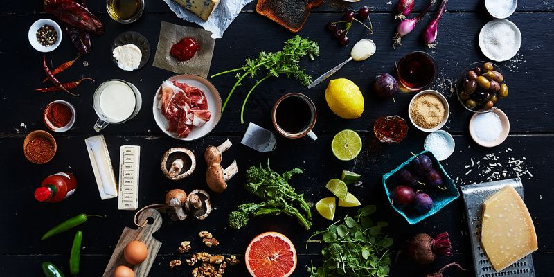Consider these your ingredient security blankets, too
