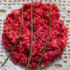 Beet Risotto   Risotto Rosso
