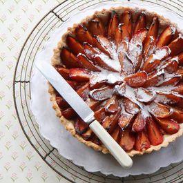 Quetschentaart – Luxembourgish damson tart