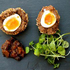 Simple Paleo Scotch Eggs