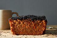 Jessica Koslow's Carrot-Ginger Black Sesame Loaf